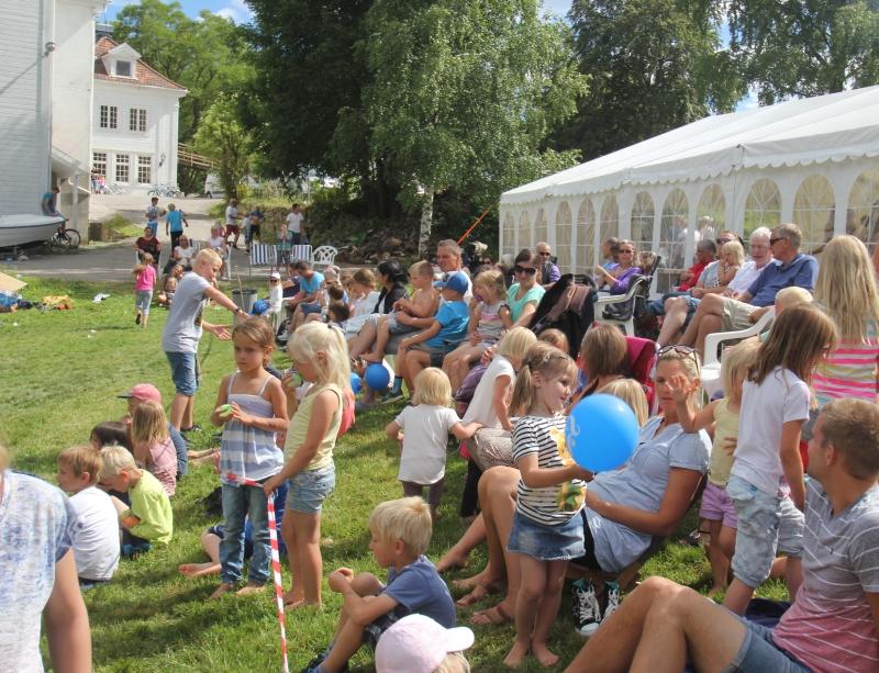 Sommerfest på Kalvild Gård