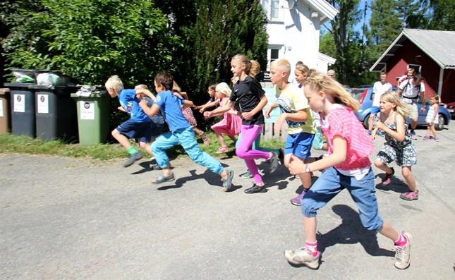 Barneløp