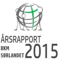 Årsrapport 2015 for BKM Sørlandet